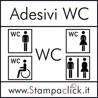 Adesivi WC