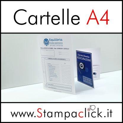 Stampa Cartelle