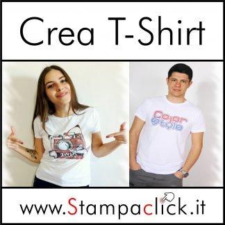 Personalizza tShirt