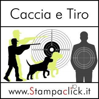 CACCIA e TIRO